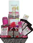 "Cranky Ladies Coffee Basket -"" Just Give Me My Coffee -XL"