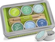 GROWING WISHES-HERB GARDEN  TIN SET