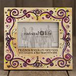 ART AND SOUL WOOD PICTURE FRAMES-FRIENDS FILL YOUR LIFE