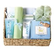 SPA GIFT BASKET-ABSOLUTE SOFTNESS