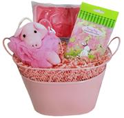 PIGGY IN THE PUDDLE GIFT BASKET