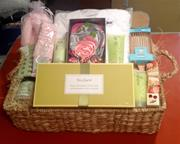 Spa Gift Basket-A Little Tea and Sympathy
