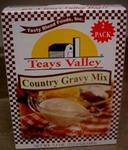 Teays Valley Country Gravy Mix - Retail