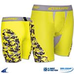 Champro Line Drive Sliding Short; Pattern Side Panel; Women's