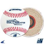 Champro COLLEGIATE SPECIFICATIONS - FULL GRAIN LEATHER COVER