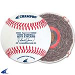 Champro DIXIE BOYS/MAJORS - CATEGORY 1 - FULL GRAIN LEATHER COVER