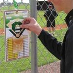 Athletic Innovations- MagnaCoach Magnetic Lineup Board