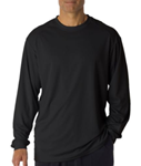 Badger Adult B-Dry Core Long-Sleeve Performance Tee