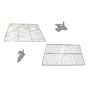 Continental Wire Refrigerator Shelves Continental