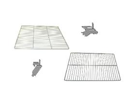 Continental Wire Shelves & clips for refrigerator freezers