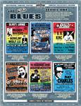 Blues Concert Posters