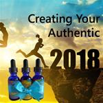 Creating Your Authenic 2018 Webinar with Vibrancy Essences