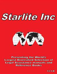 Starlite Full-Color Catalog of All Products