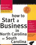 How to Start a Business in North Carolina or South Carolina