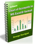 Software - Chart of Accounts in MS Excel® format