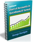 Software - Chart of Accounts in QuickBooks® format