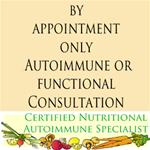 Certified Nutritional Autoimmune Specialist Appointment with Caleb Warnock
