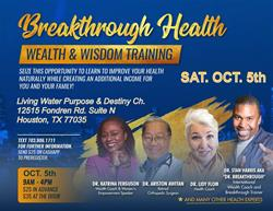 Health & Wealth Wisdom Training