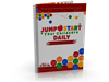 Jumpstart Business Booster Monthly Planner Full Color