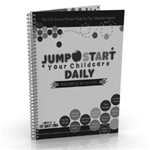 Jumpstart Business Booster Black and White Plus Monthly Planning Party Call