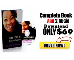 How I Did It! Daycare Success,9 Step Audio and Live The Dream Audio