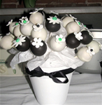 Black & White Bouquet