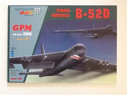 GPM B-52D STRATOFORTRESS SCALE 1/33