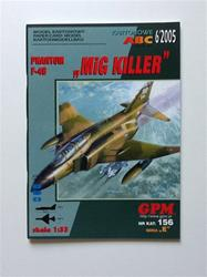 "GPM PHANTOM F - 4 B ""MIG KILLER"" SCALE 1/33"
