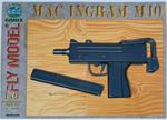 FM MAC INGRAM M10 PAPER MODEL KIT SCALE 1:1
