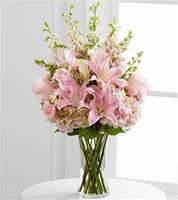 Simple Pink Vase Deluxe