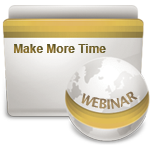 Make More Time - Webinar