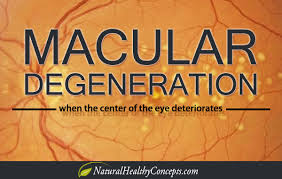 205 B.E.S.T. Treatment of Macular Degeneration: Read more...