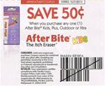 After Bite Itch Eraser Cream Coupon 12/31