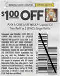 Air Wick Scented Oil Refill Coupon 5/17