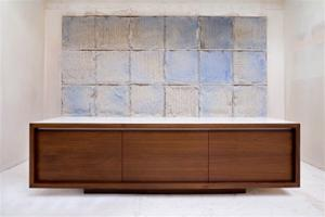 Contemporary credenza laura rinaldi for Meuble mid century montreal