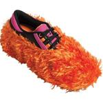 Brunswick- Fun Shoe Cover-Fuzzy Orange