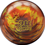 Brunswick Balls- Affordable Performance - Soul Mate™ Orange Fire Pearl