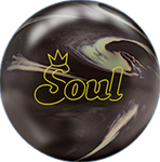 Brunswick Balls- Affordable Performance - Soul™ Black Smoke Solid