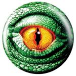 Brunswick Balls- Viz-A-Ball® - Lizard Eye Glow