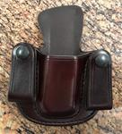 IWB/OWB Convertible Single Mag Holder