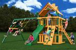Chateau Clubhouse Swing Set w/ Timber Shield™