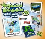 Toad Toss'n Bean Bag Tossing Game