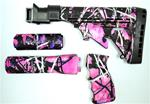 KickLite AK Tactical Stock Package - Muddy Girl