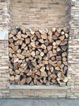 Firewood delivered and stacked Columbus area