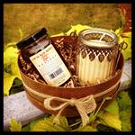Blessed Bee Basket - Small