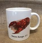 Baton Rouge Coffee Mug