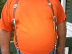 Suspenders - Four Swivel Hook