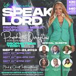 Speak Lord Prophetic Mega Conference 2019