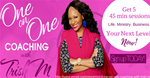 8. One on One Coaching with Trish M
