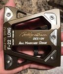 F-22 Long Center Shafted (Custom Bronze Finish)